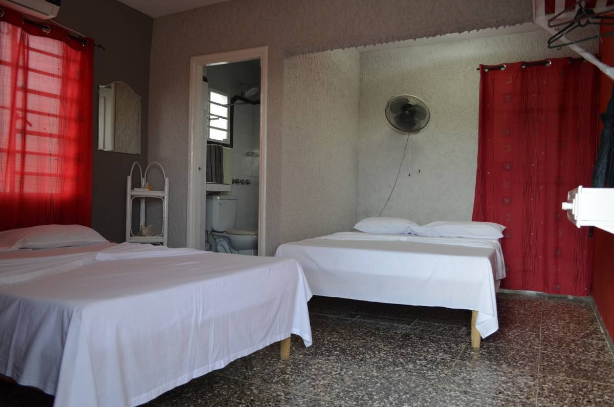 Casa Daniel y Juany, Vinales, Cuba, what is a backpackers hostel? Ask us and book now in Vinales