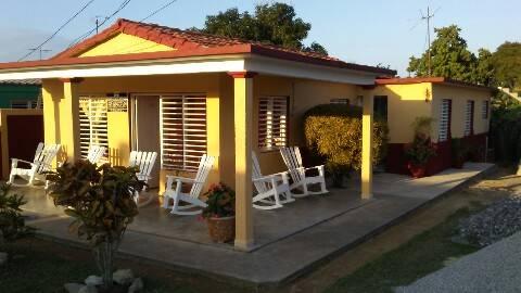 Casa Estercita, Vinales, Cuba, Cuba hotels and hostels