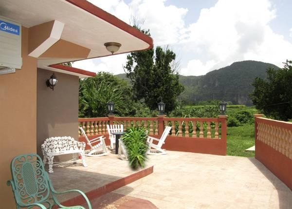 Casa Fernando Diaz, Vinales, Cuba, Cuba hostels and hotels