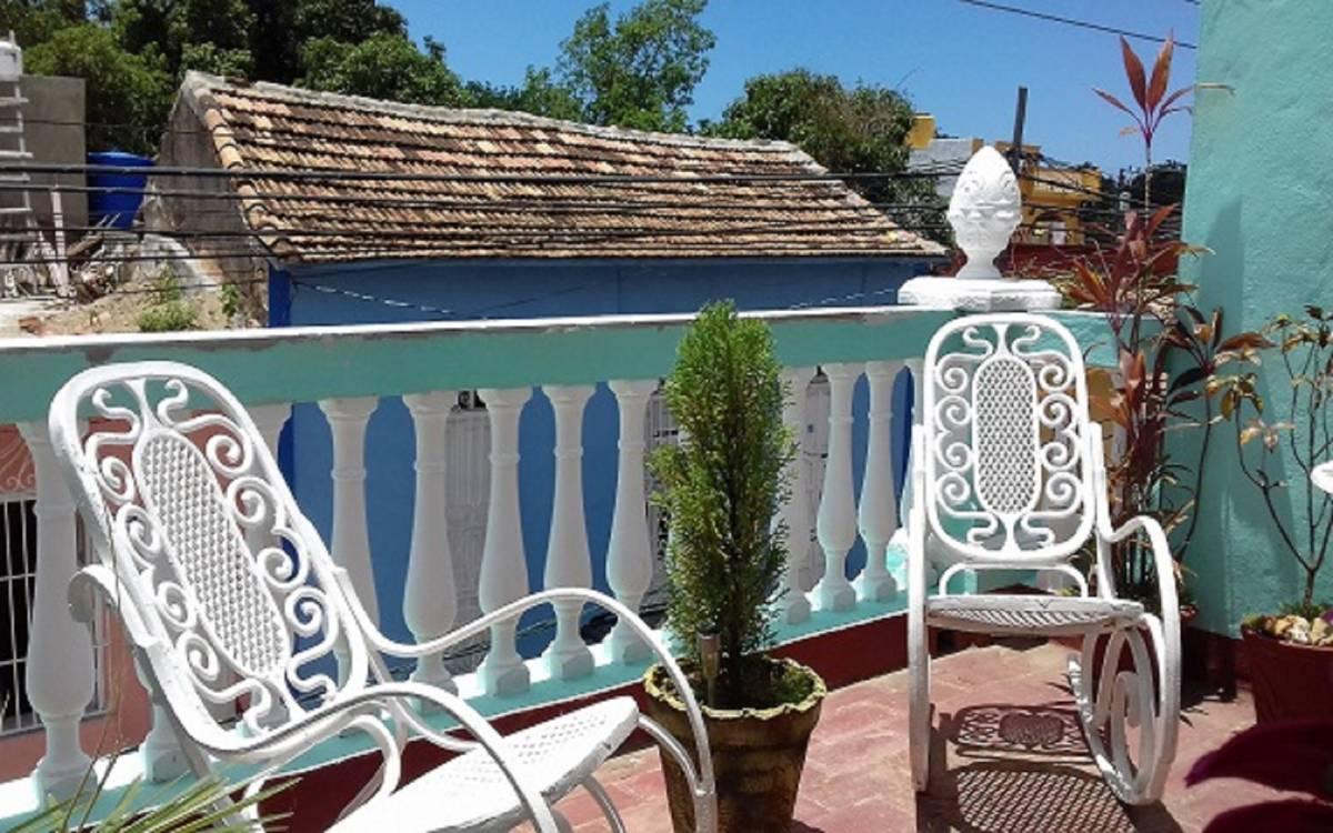 Casa Hostal Caridad, Trinidad, Cuba, Cuba hotellit ja hostellit