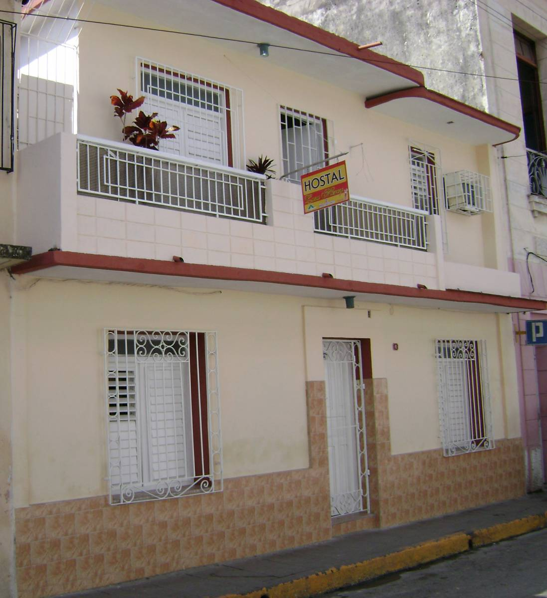 Casa Mercy Hostal, Santa Clara, Cuba, Cuba hostels and hotels