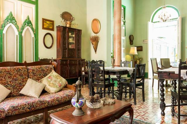 Casa Miriam Hostal Colonial, Centro Habana, Cuba, Cuba hotels and hostels