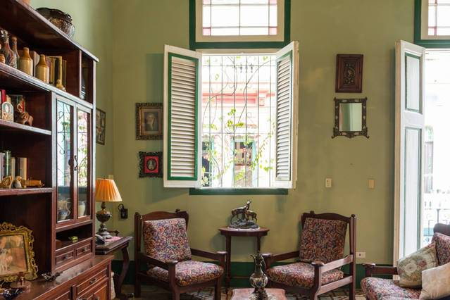 Casa Miriam Hostal Colonial, Centro Habana, Cuba, the world's best green hotels in Centro Habana
