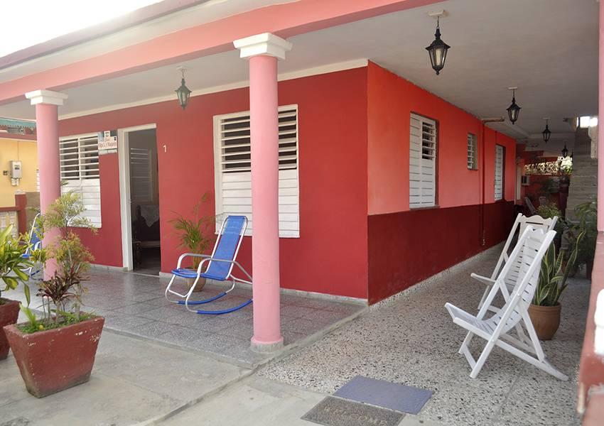 Casa Olga Lidia y Maqueira, Vinales, Cuba, Cuba hotels and hostels