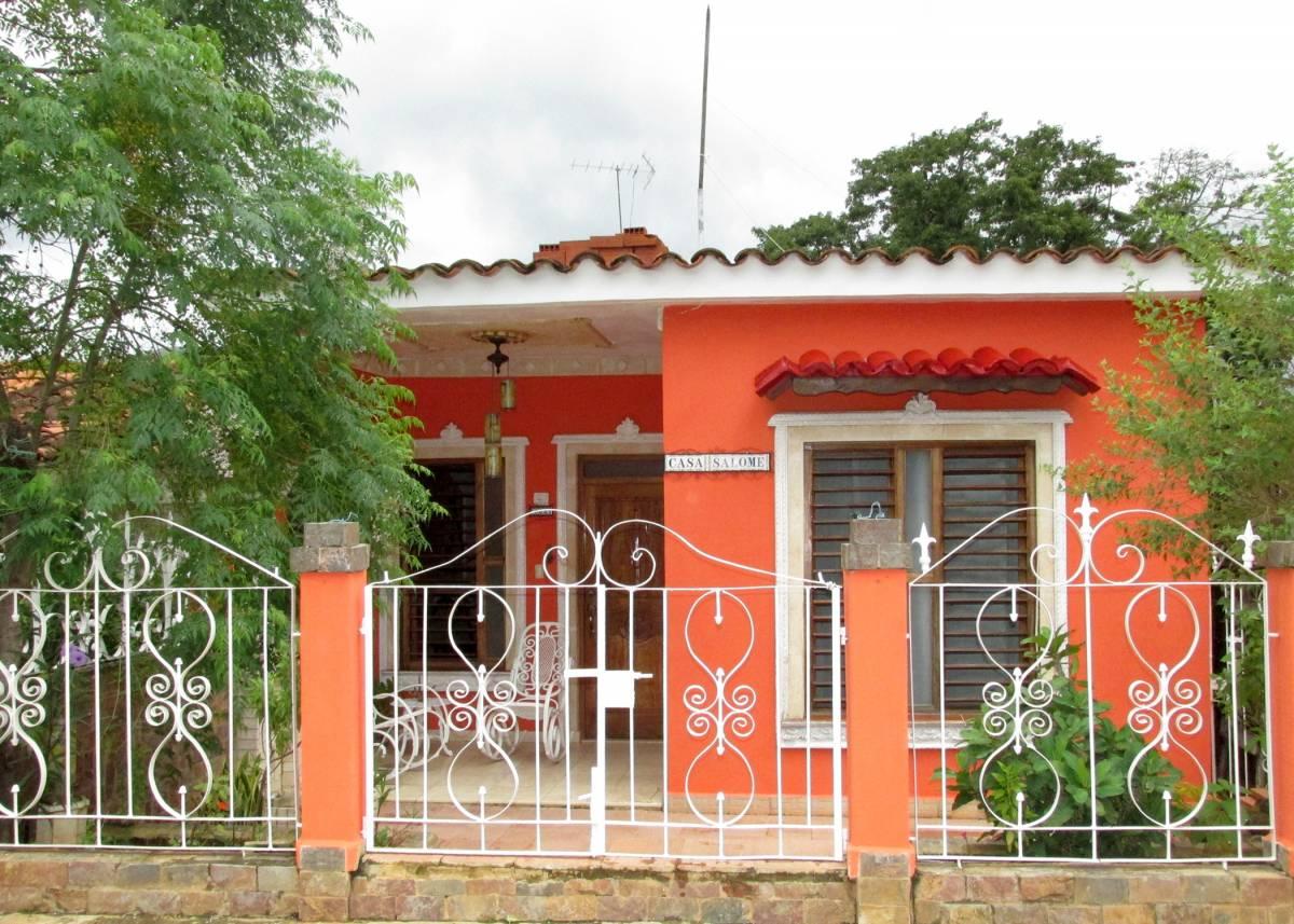 Casa Salome, Vinales, Cuba, Cuba hostels and hotels