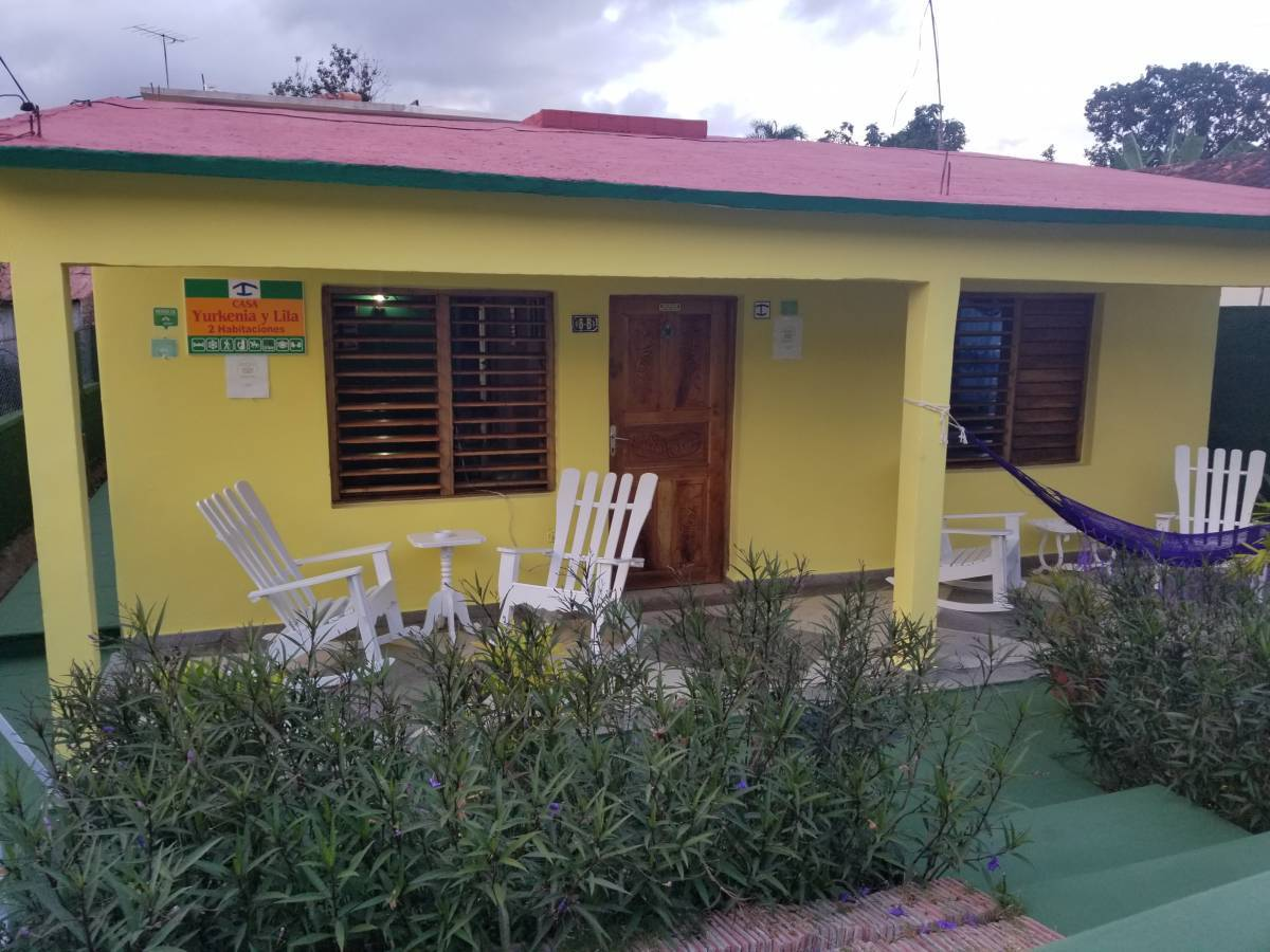 Casa Yurkenia y Lila, Vinales, Cuba, hipster hotels, hostels and B&Bs in Vinales