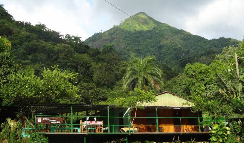 Casa Sierra Maestra - Search for free rooms and guaranteed low rates in Bartolome Maso, holiday reservations 2 photos