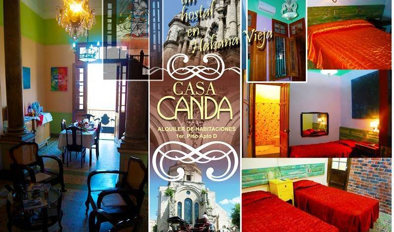 Hostal Casa Canda - Search available rooms for hotel and hostel reservations in Havana 51 photos