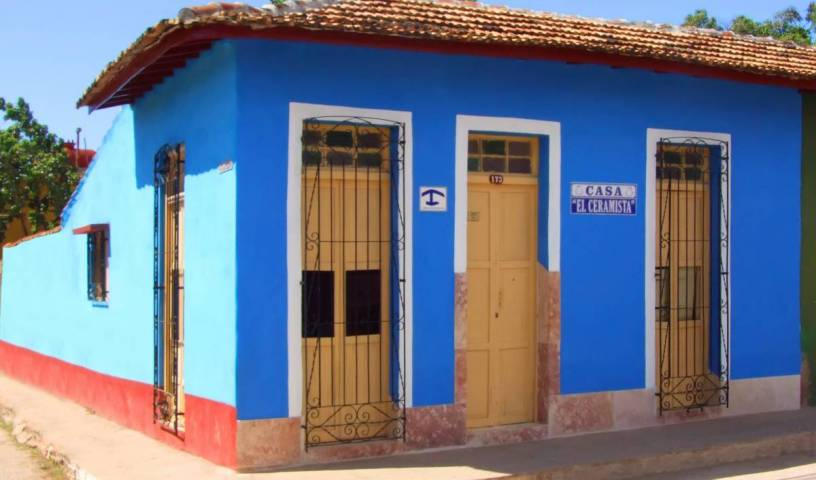 Hostal Casa El Ceramista - Search for free rooms and guaranteed low rates in Trinidad, fine world destinations in La Boca, Cuba 42 photos