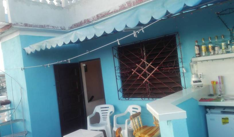 Hostal Ksaltos - Get low hotel rates and check availability in Cienfuegos 8 photos