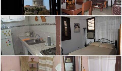 Hostal Private - Search available rooms for hotel and hostel reservations in La Habana Vieja 1 photo