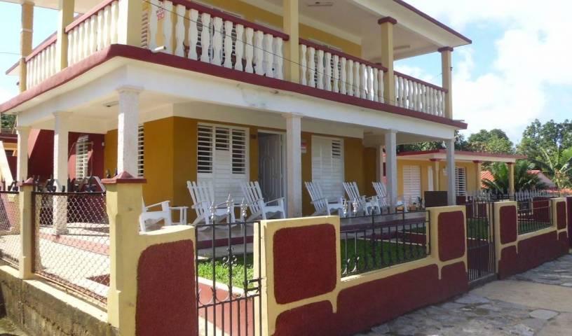 Villa Los Miranda 16 photos