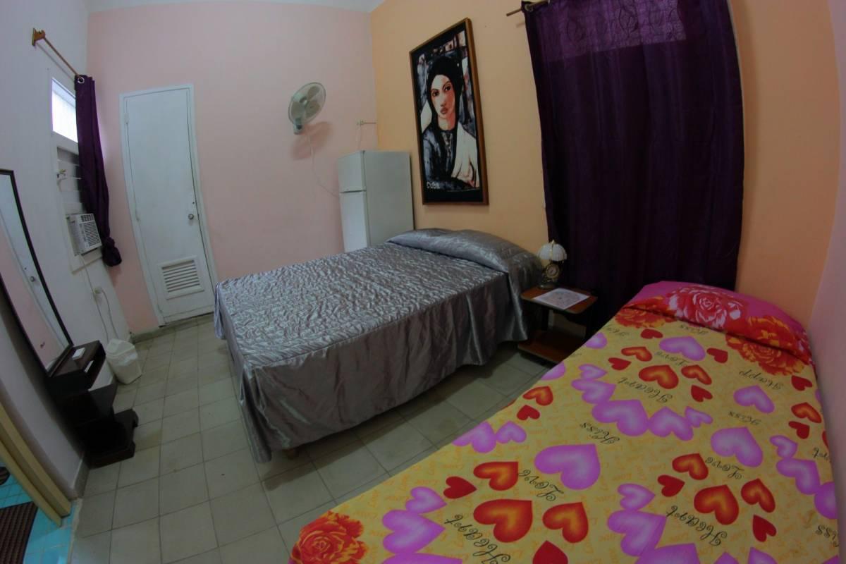 El Balcon de Virtudes, Centro Habana, Cuba, Cuba hoteli i hosteli