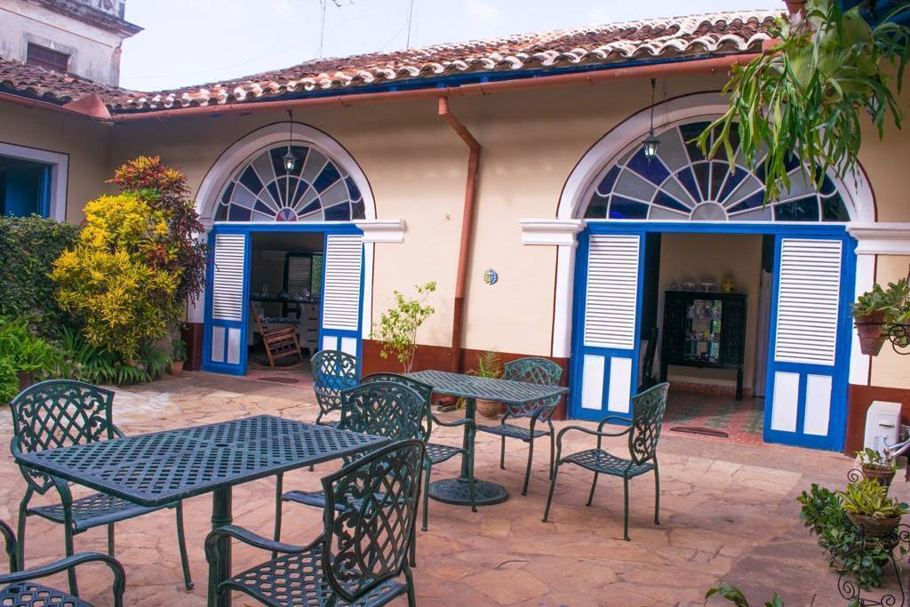 Hostal Colonial Alelusa, Remedios, Cuba, Cuba hotels and hostels