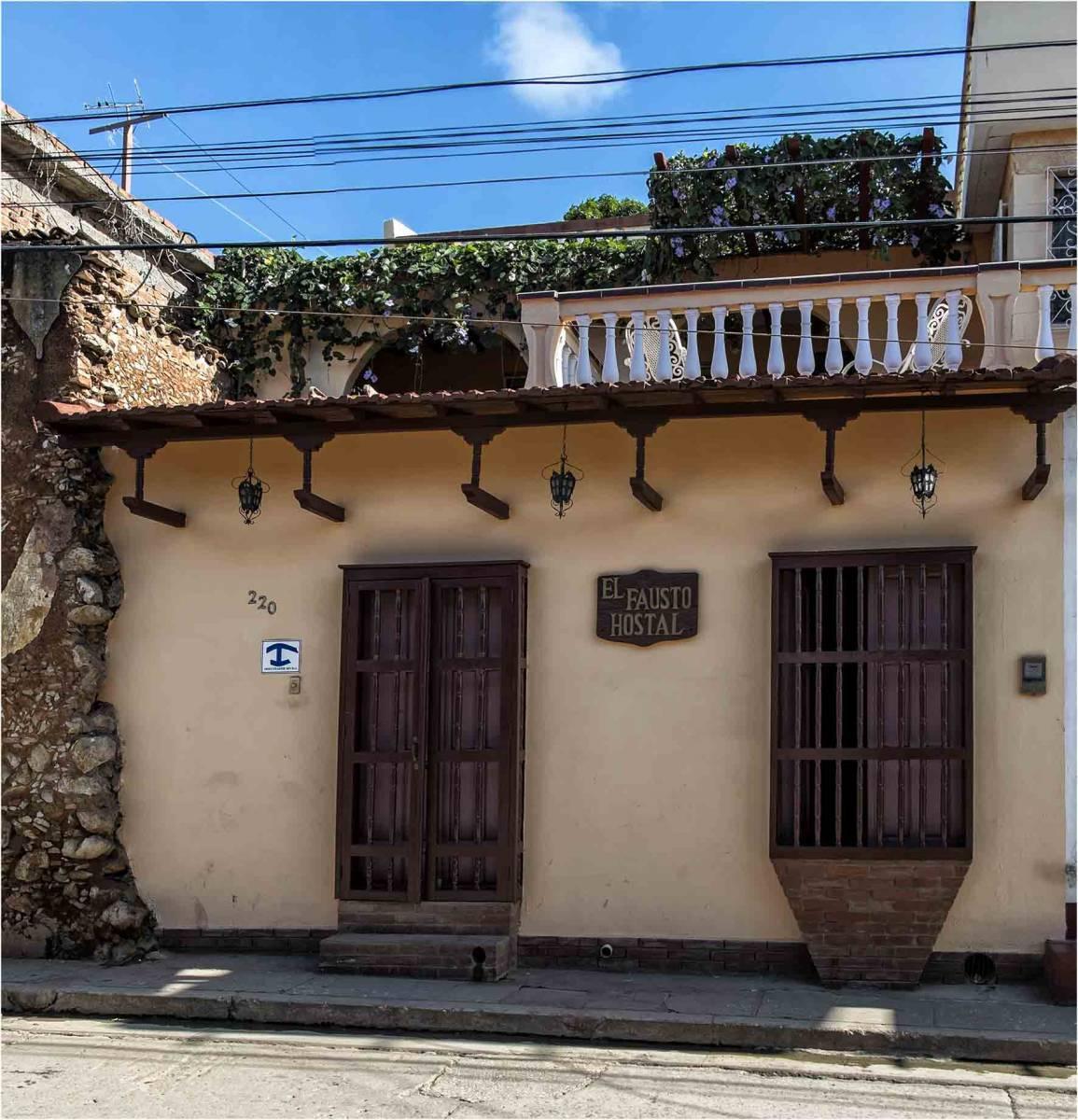Hostal El Fausto, Trinidad, Cuba, top travel destinations in Trinidad