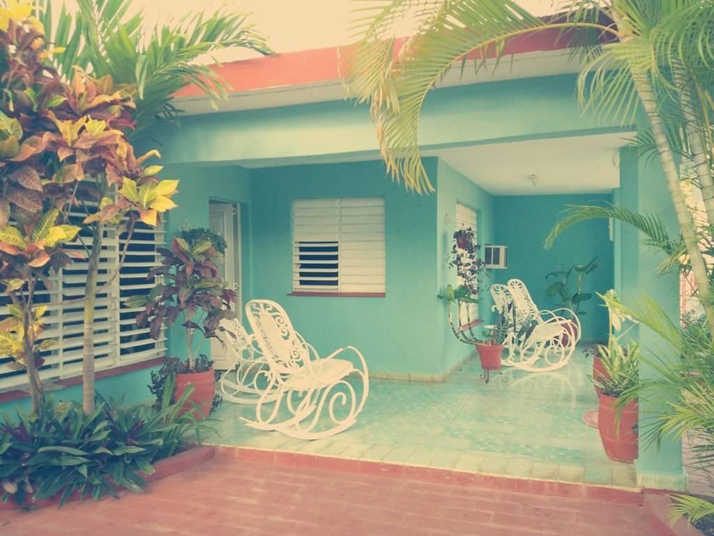 Hostal Las Arecas, La Boca, Cuba, Cuba hostels and hotels