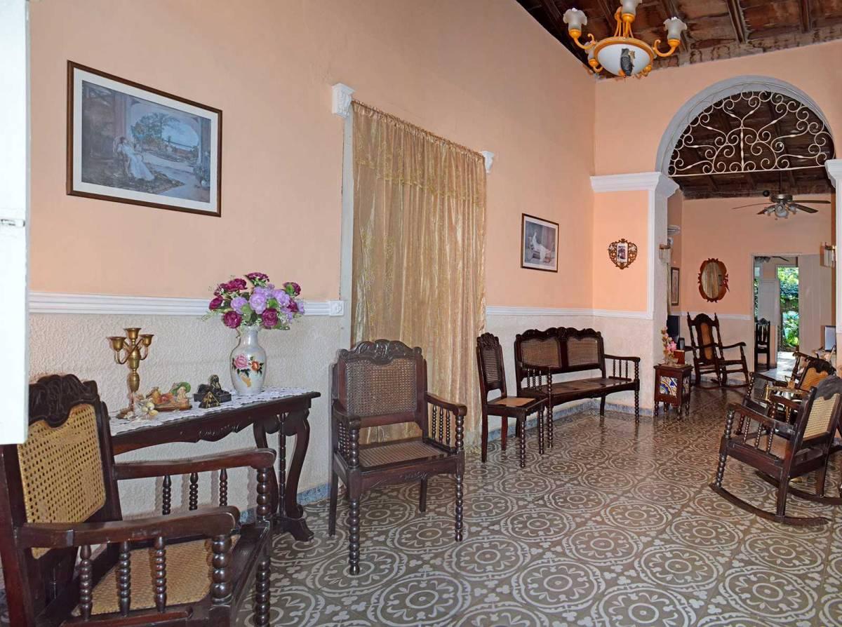 Hostal Oasis, Trinidad, Cuba, Cuba hotely a ubytovne