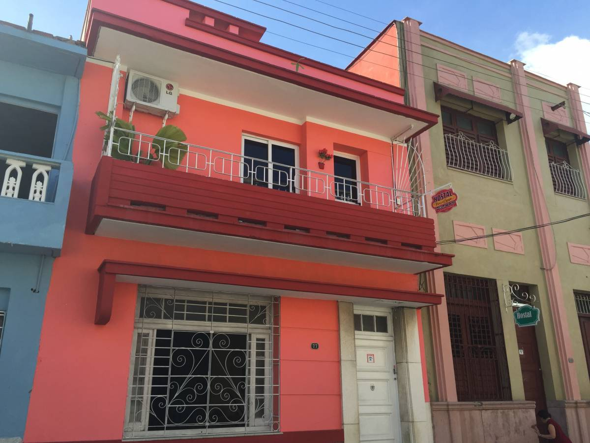 Hostal Privilege, Santa Clara, Cuba, Backpackers e hotel backpacking in Santa Clara