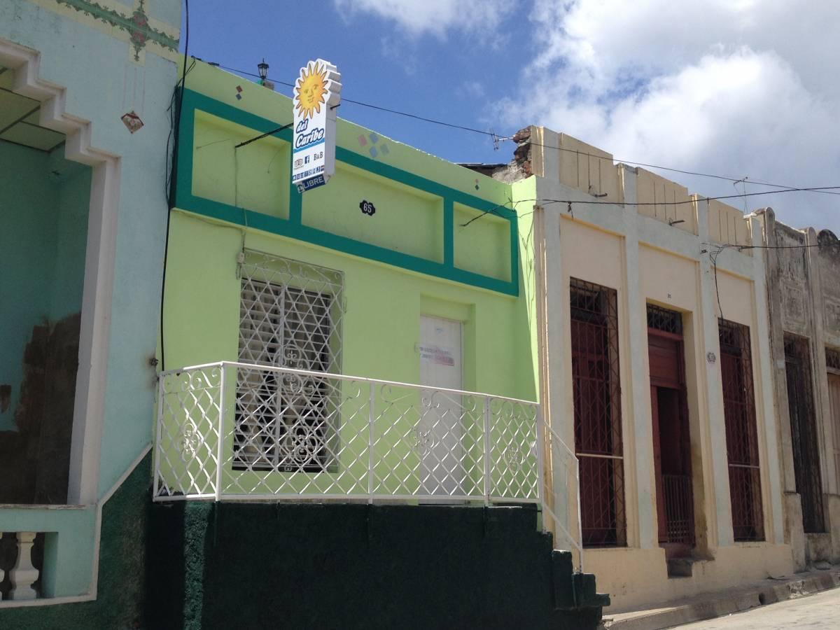 Hostal Sol del Caribe, Santiago de Cuba, Cuba, Cuba hostels and hotels