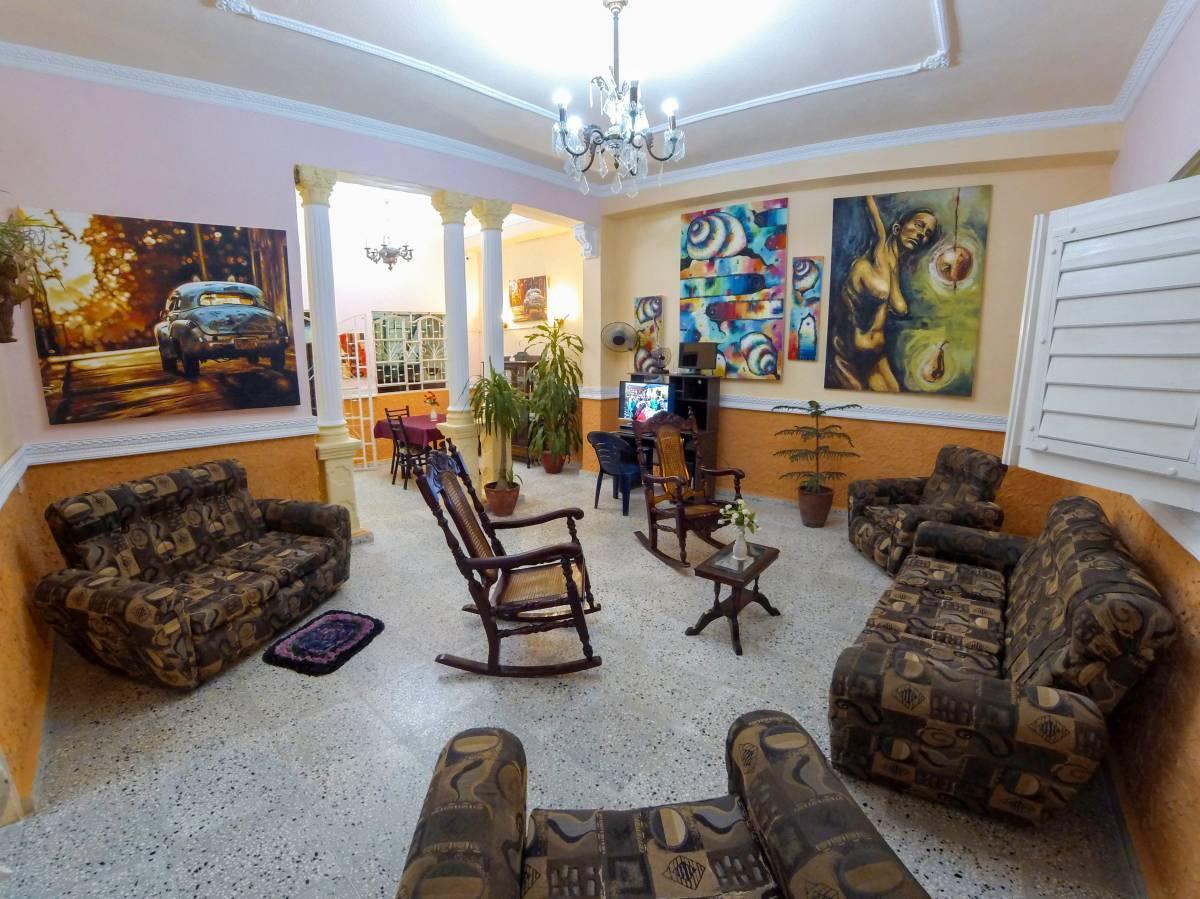 Rikis Hostal, Santa Clara, Cuba, Cuba hotels and hostels