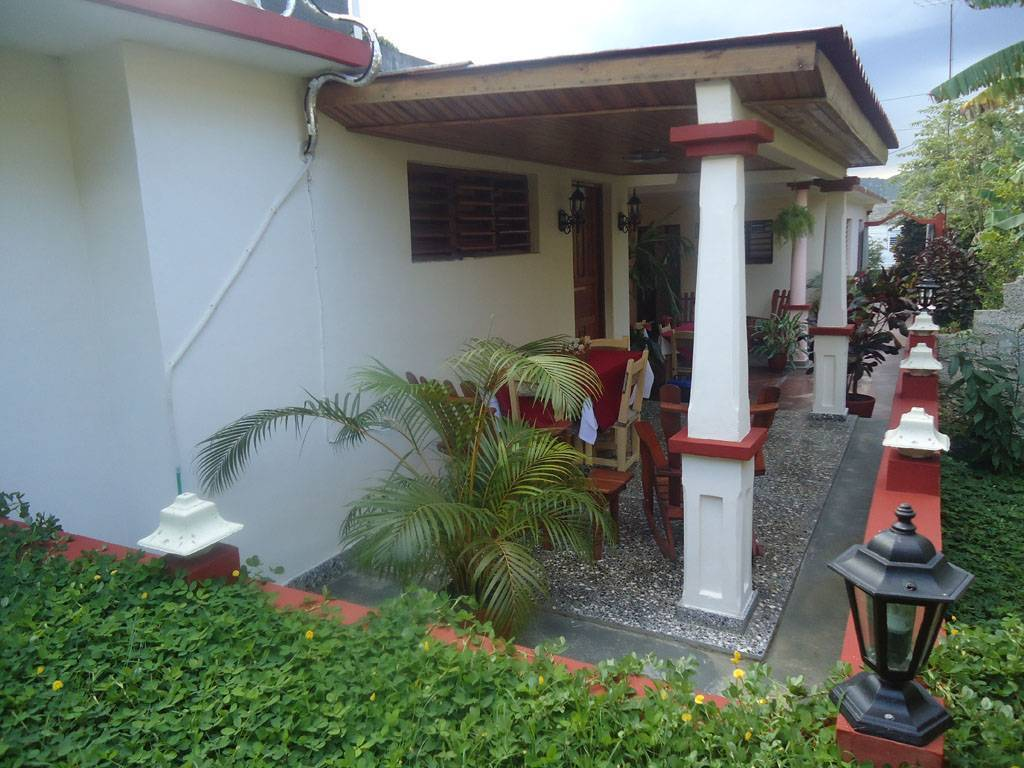 Villa Griselberto y Gladis, Vinales, Cuba, travel reviews and hostel recommendations in Vinales