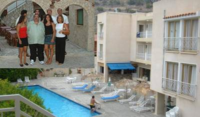 Antonis G. Hotel Apts - Get low hotel rates and check availability in Tokhni, find hotels in authentic world heritage destinations in Ozanköy (Ozankoy), Cyprus 2 photos