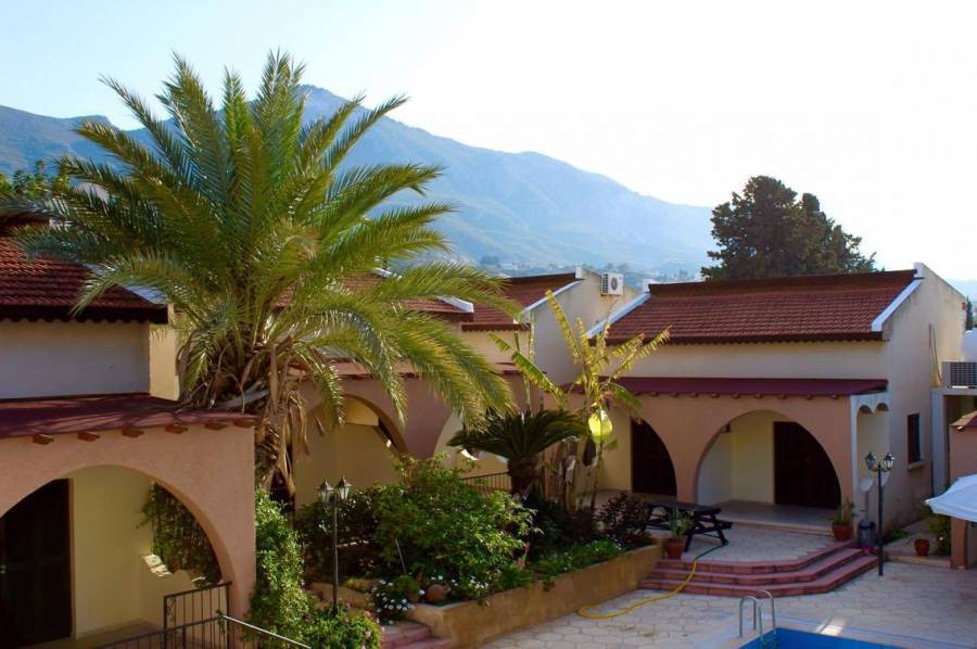 Five Fingers Holiday Bungalows, Ozankoey, Cyprus, Cyprus hotels and hostels