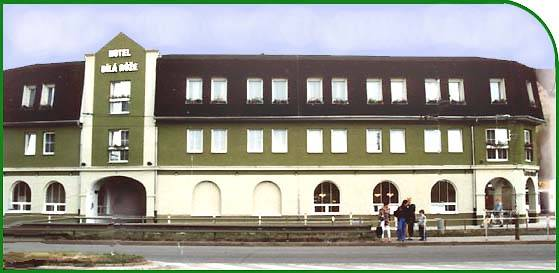 Bila Ruze Hotel, Brno, Czech Republic, Czech Republic hostels and hotels