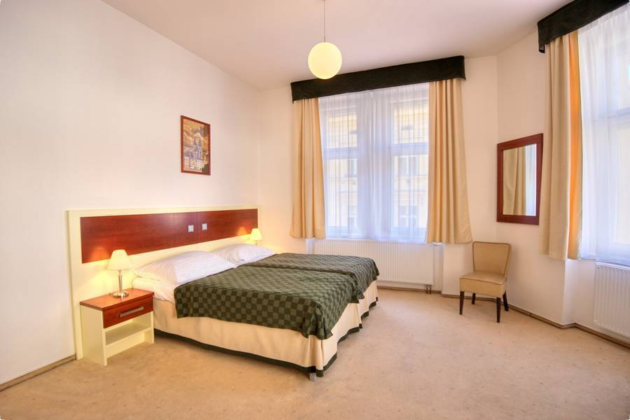 City Partner Hotel Victoria, Prague, Czech Republic, cities with the best weather, book your hotel in Prague