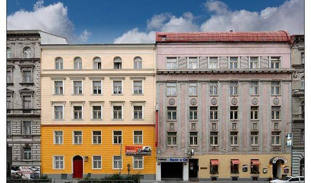 Abe Hotel - Search available rooms and beds for hostel and hotel reservations in Prague, CZ 6 photos