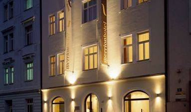 Design Merrion Hotel - Search available rooms for hotel and hostel reservations in Prague 7 photos