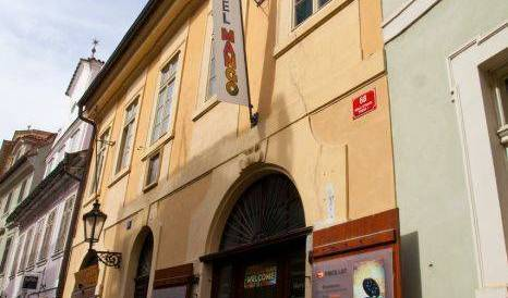 Hostel Mango - Search for free rooms and guaranteed low rates in Prague 24 photos