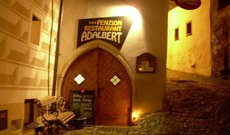Pension Adalbert - Search for free rooms and guaranteed low rates in Cesky Krumlov 8 photos