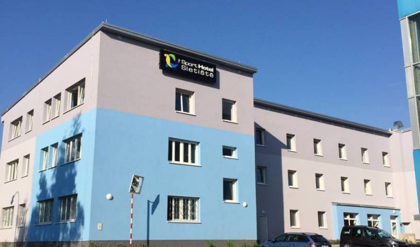 Sport Hotel Sletiste - Search for free rooms and guaranteed low rates in Kladno 15 photos