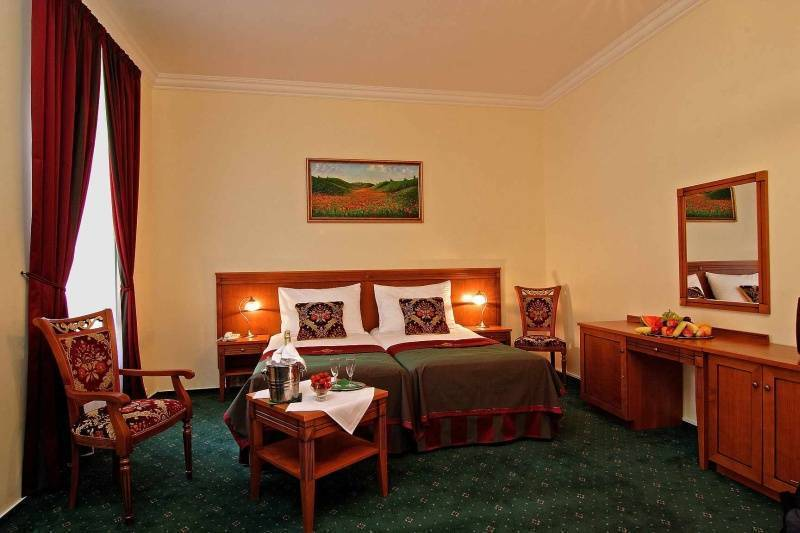 Green Garden Hotel, Prague, Czech Republic, hotels near metro stations in Prague