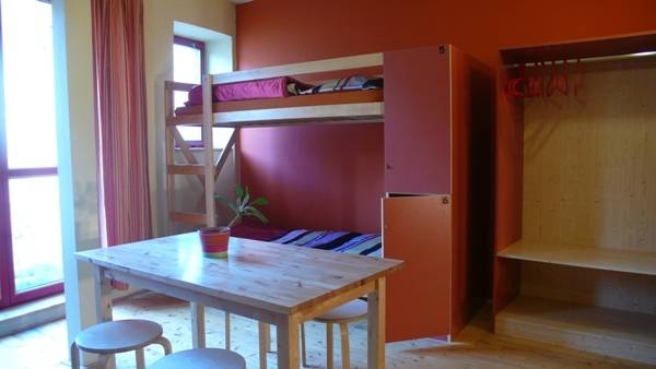 Hostel Marabou Prague, Prague, Czech Republic, live like a local while staying at a hotel in Prague