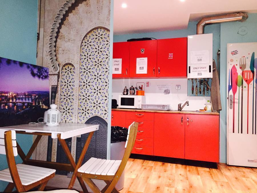 Hostel Marrakesh, Prague, Czech Republic, popular hotels in top travel destinations in Prague