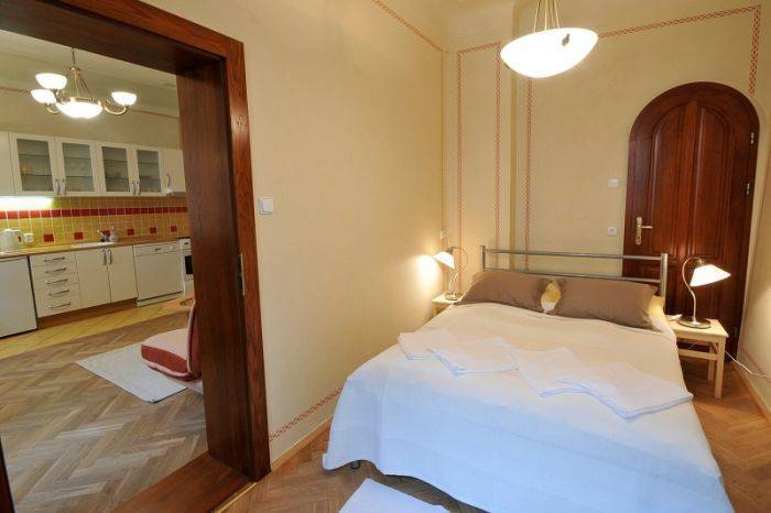 Karlova Prague Apartments, Prague, Czech Republic, find beds and accommodation in Prague