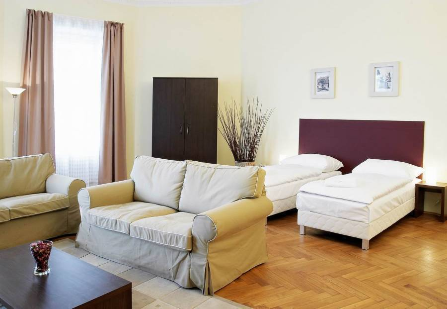 New Town Apartments, Prague, Czech Republic, Czech Republic hostels and hotels