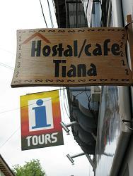 Hostal Cafe Tiana, Latacunga, Ecuador, Ecuador hotels and hostels