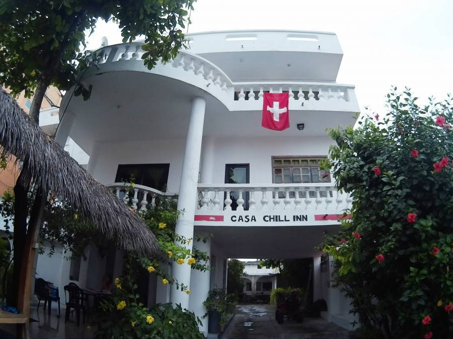 Hostal Casa Chill Inn, Atacames, Ecuador, Ecuador hotels and hostels
