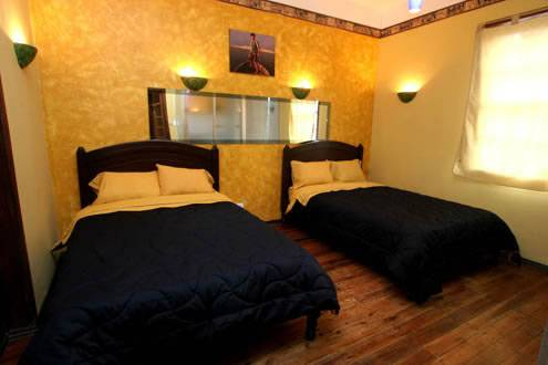 Hostel Huauki, Quito, Ecuador, relaxing hotels and hostels in Quito