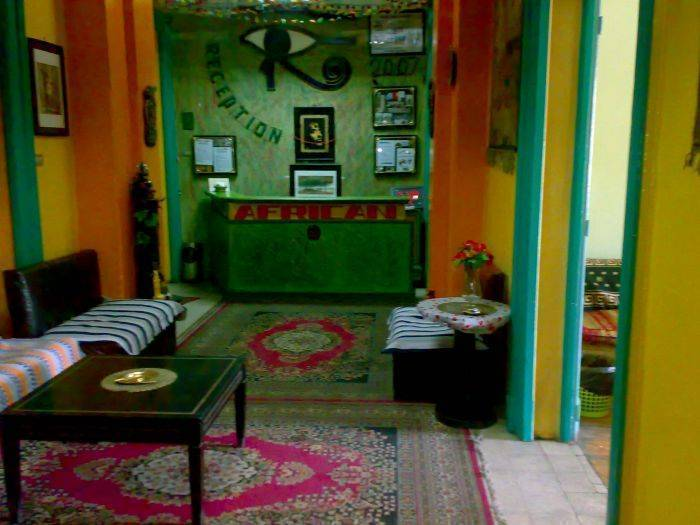 African House Hostel, Cairo, Egypt, Egypt hotels and hostels