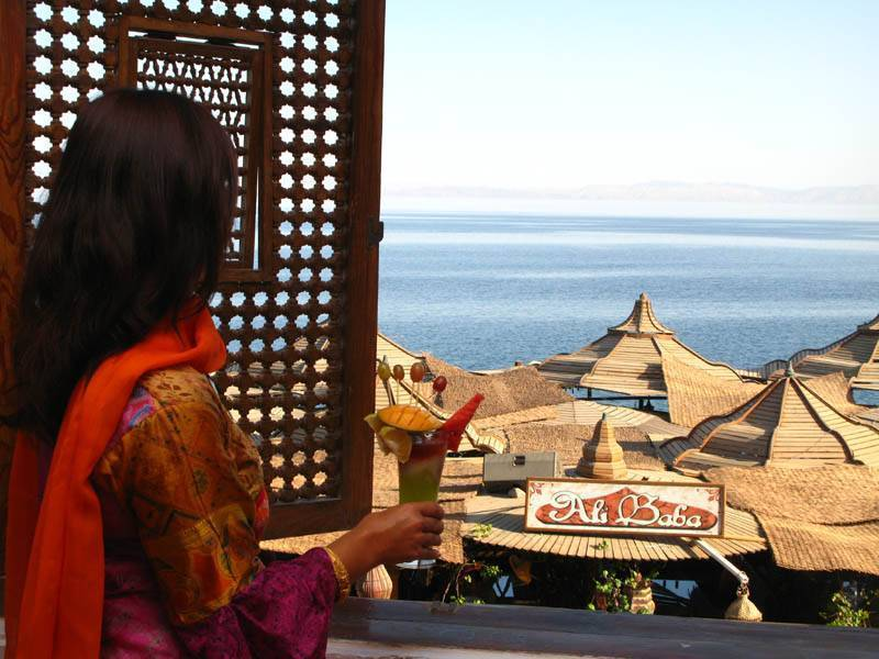 Ali Baba Hotel, Dahab, Egypt, Egypt hotels and hostels
