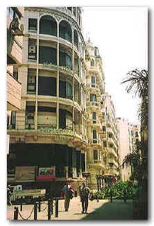 Cosmopolitan Hotel, Cairo, Egypt, Egypt hotels and hostels