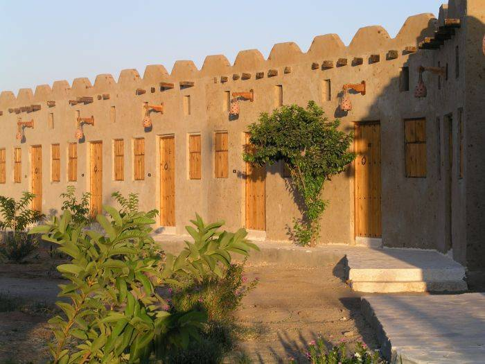 Desert Rose Eco Lodge, Badahl, Egypt, Egypt hotels and hostels