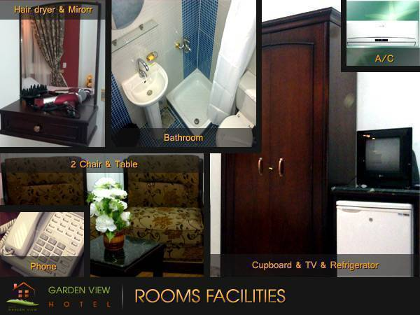 Garden View Hostel, Cairo, Egypt, Egypt hotels and hostels