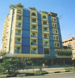 Golden Palace Hotel, Luxor, Egypt, Egypt hotels and hostels