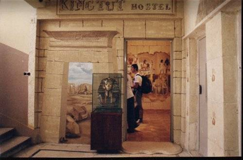 King Tut Hostel, Cairo, Egypt, Egypt hotels en hostels
