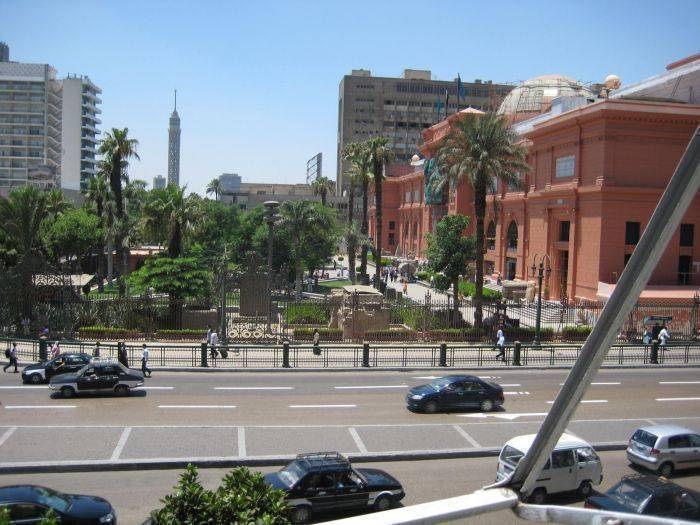 Museum View Hotel, Cairo, Egypt, family friendly hotels in Cairo